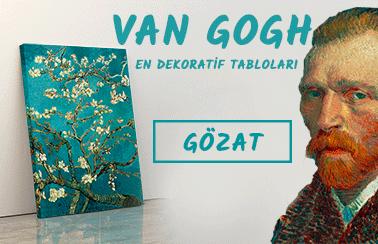 Van Gogh Tablo Baskı